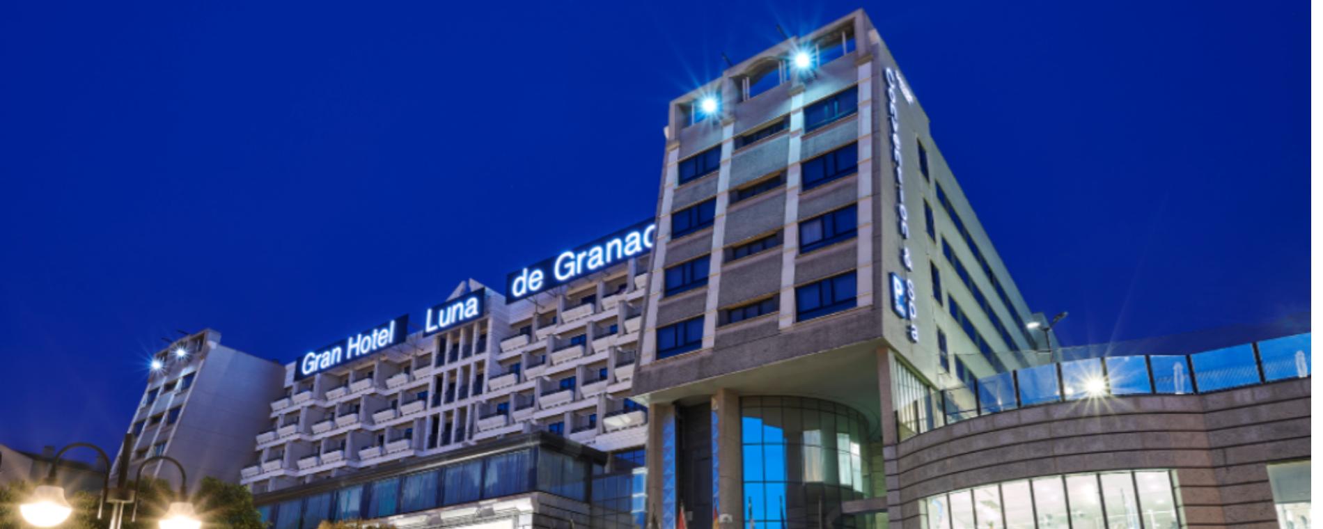 Hotel corporativa deLunagroup